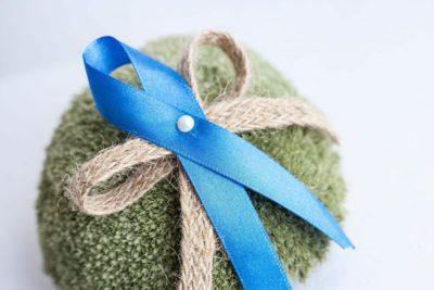 Přírodní svatební vývazky tmavě modrá, navy blue